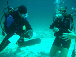 Learn to Scuba with Brendal Stevens Platinum Pro Instructor